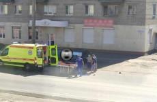 На Южной поляне автобус сбил человека