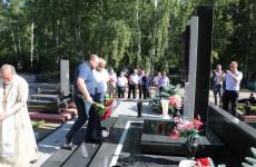 Первые лица Пензы почтили память экс-губернатора Василия Бочкарева