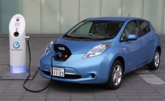 На дорогах Пензы появился новенький электромобиль