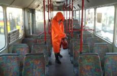 Стало известно, как часто дезинфицируют общественный транспорт Пензы
