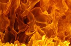 В центре Пензы случился пожар в бутике одежды и обуви