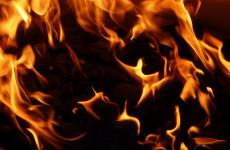 В Пензенской области при пожаре пострадали два человека