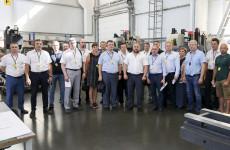 В Пензенской области будет создан станкостроительный кластер