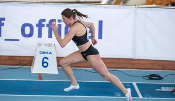 Призером чемпионата России по легкой атлетике стала пензенская спортсменка