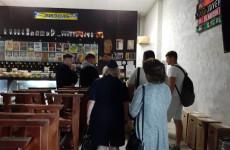 В Пензе проверили соблюдение работы баров и кафе ночью