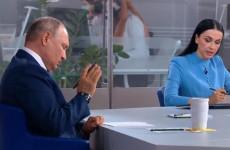 Президент России ответил на вопрос о блокировке соцсетей