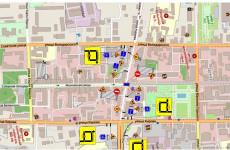 В Пензе на двое суток перекроют улицу Кураева