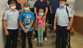 В Пензе полицейские организовали экскурсию для подростков в картинную галерею