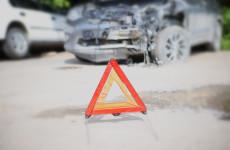В Пензенской области в страшной аварии пострадали двое подростков
