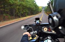 В Пензенской области в серьезную аварию попал мотоциклист