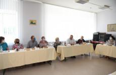 Врио пензенского губернатора встретился с представителями Союза пенсионеров