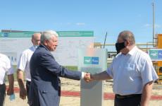 В Пензенской области запустили новый газопровод высокого давления