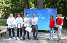 Валерий Лидин поздравил пензенских дзюдоистов, ставших призерами Чемпионата Европы