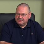 Мельниченко рассказал о ходе реконструкции дороги по улице 40 лет Октября