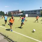 В Пензе выявили лучшую футбольную команду Октябрьского района