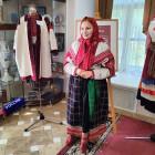 В пензенском парламенте открылась выставка народных костюмов