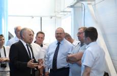 В Кузнецке Пензенской области открыли вторую станцию обезжелезивания воды