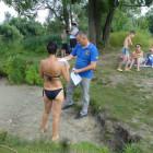 Жителям Ленинского района Пензы рассказали о правилах поведения у водоемов