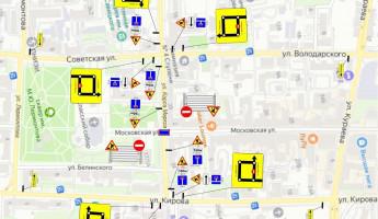 В Пензе вновь перекроют одну из центральных улиц