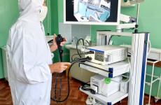 В больнице №6 появилась высокоточная система эндоскопической визуализации