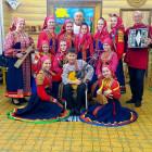 Ансамбль из Пензы стал призером Всероссийского детского фестиваля