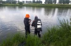 В Пензенской области водолазы вытащили из пруда очередной труп