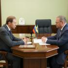 В Пензу прибыл глава Минпромторга Денис Мантуров