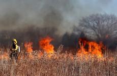За сутки в Пензенской области случилось три пожара