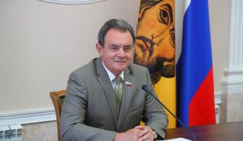 С Днем Военно-Морского Флота России пензенцев поздравил Валерий Лидин
