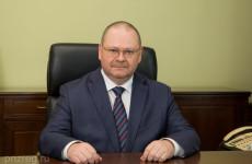 Пензенцев с Днем Военно-Морского Флота России поздравил Олег Мельниченко