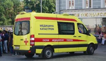 Двое взрослых и двое детей пострадали в аварии на трассе М-5 в Пензе