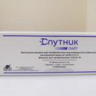 В Пензенскую область доставлена первая партия вакцины «Спутник Лайт»
