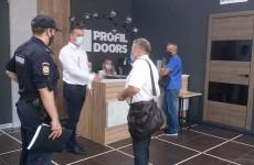 В Пензе продолжают составлять протоколы на «безмасочников»