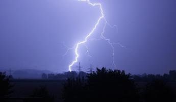 30 июля в Пензенской области пройдут дожди и грозы