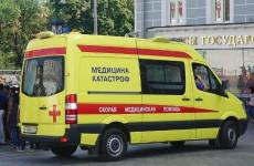 В Пензенской области при опрокидывании «Матиза» пострадали двое мужчин