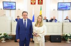 Новым депутатом пензенского Заксобра стала Наталья Назарова