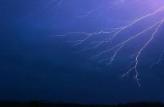 Пензенцев предупреждают о дожде, грозе и граде в последний день июля
