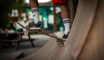 В Пензе завершаются работы по обустройству скейт-парка