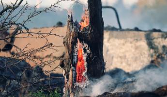 За сутки в Пензенской области случилось 4 пожара