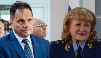 Олимпийская пыль в глаза. Как прокурор Канцерова сорвала триумф министра Кабельского