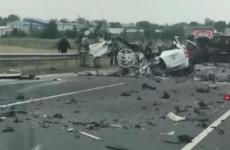Жуткое ДТП в Пензенской области: машину разорвало на части. ВИДЕО
