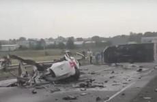 Появилось новое видео с места ужасающего ДТП в Пензенской области