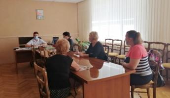 В Пензе обсудили вопросы жизнеобеспечения Цыганского поселка