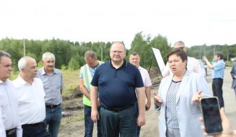«Сердобск надо обустраивать» - врио губернатора Пензенской области