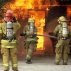 Пензенские подростки смогли попробовать себя в роли пожарных