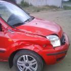 В Пензе на 8-ое марта произошла авария в результате которой пострадали 3 человека