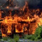 Младенец сгорел с тремя взрослыми под Пензой