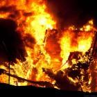 Стали известны подробности пожара, в котором погибла семья из четырех человек