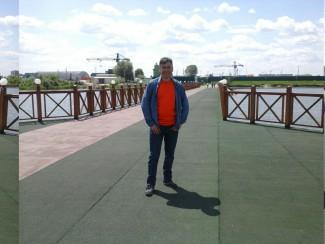 Поступок мужчины. В Спутнике киргиз героически спас женщину