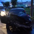 В Кузнецке водитель «Гранты»  на полном ходу сбил пешехода